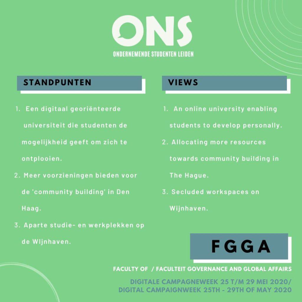 standpunten FGGA