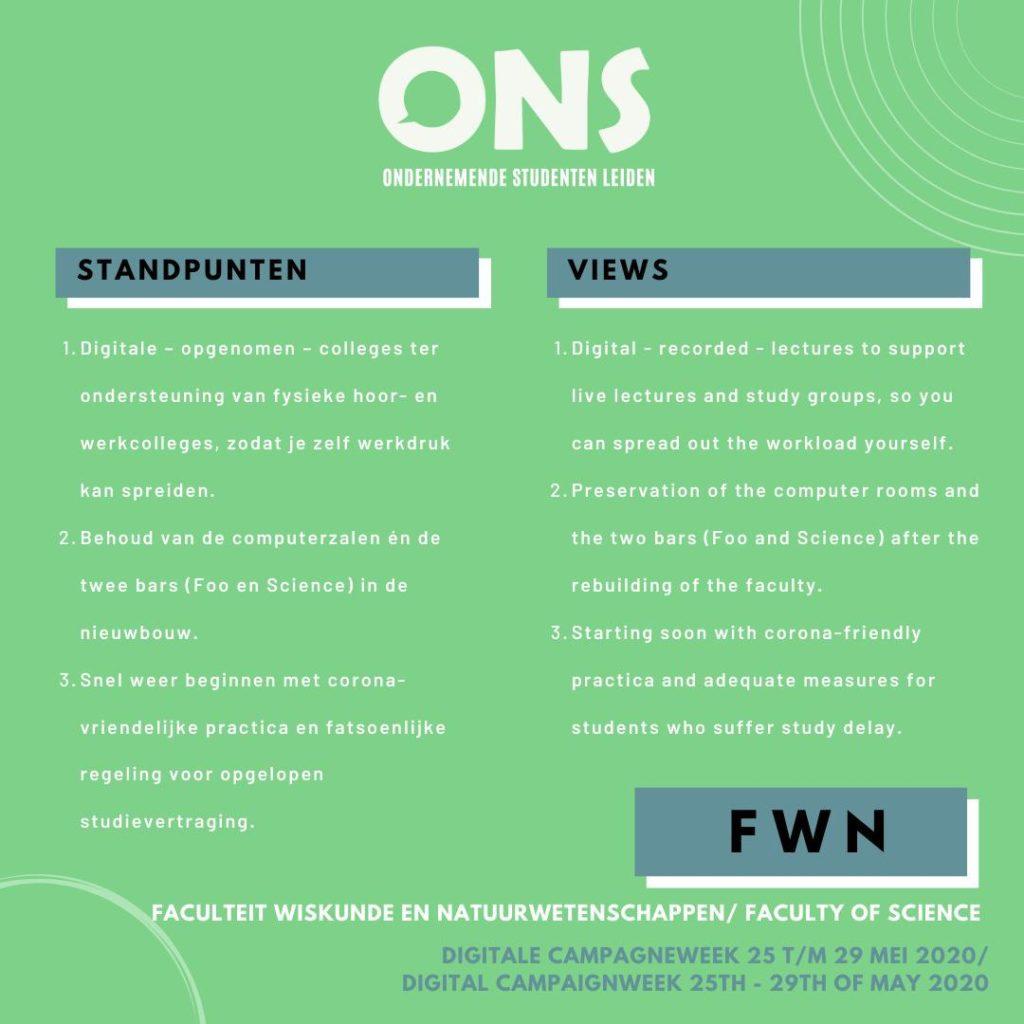 standpunten FWN
